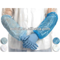 Disposable PP non-woven/SMS laboratory chemical sleeve cover/Oversleeve