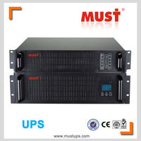 high frequency ups system19 inch rack mount design 1-6kva