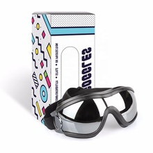 Hot Sale Large UV Dog Sunglasses Goggles with Adjustable Straps Dog Goggles