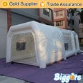 Cheap Portable Inflatable Automotive Paint Spray Booth Tent For Car Cover