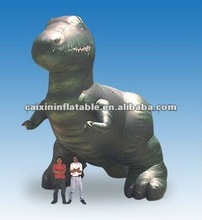 Giant Advertising Inflatable Animal 4.2m Tall T-Rex Inflatable Dinosaur