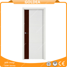 Modern Design Interior Wood Door Toilet Door