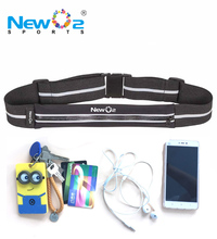 Bag Manufacturer Wholesale Outdoor Fanny Pack Custom Waterproof Bag Gym Sport Sport Belt Waist Pouch Pack Running Waist Belt