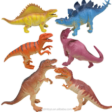Toy Figurine/Custom plastic dragon zoo animal toys for kids