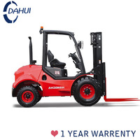 Chinese manufacturer 5 ton diesel forklift for italy