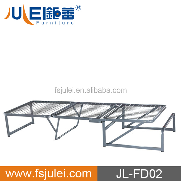 High Quality Single Ottoman Folding Daybed Frame
