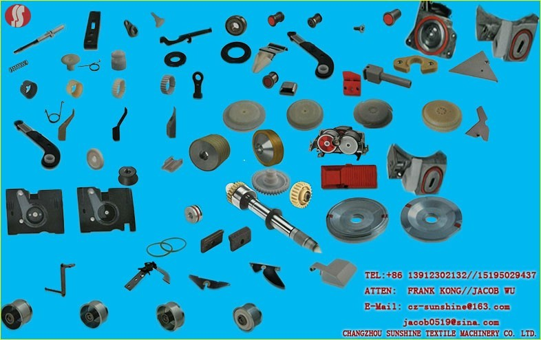 we have textile machine parts: cylinders or air cylinders/for schlafhorst and rieter and saurer spinning machine