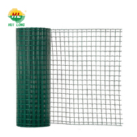 16 Gauge Welded Wire Mesh / Square Chicken Wire Mesh / Chicken Wire Mesh roll