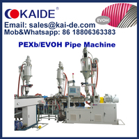 KAIDE PEXb EVOH Multilayer Pipe Making Machine In China