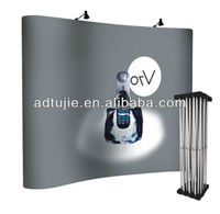pop up folding exhibition booth pvc panel