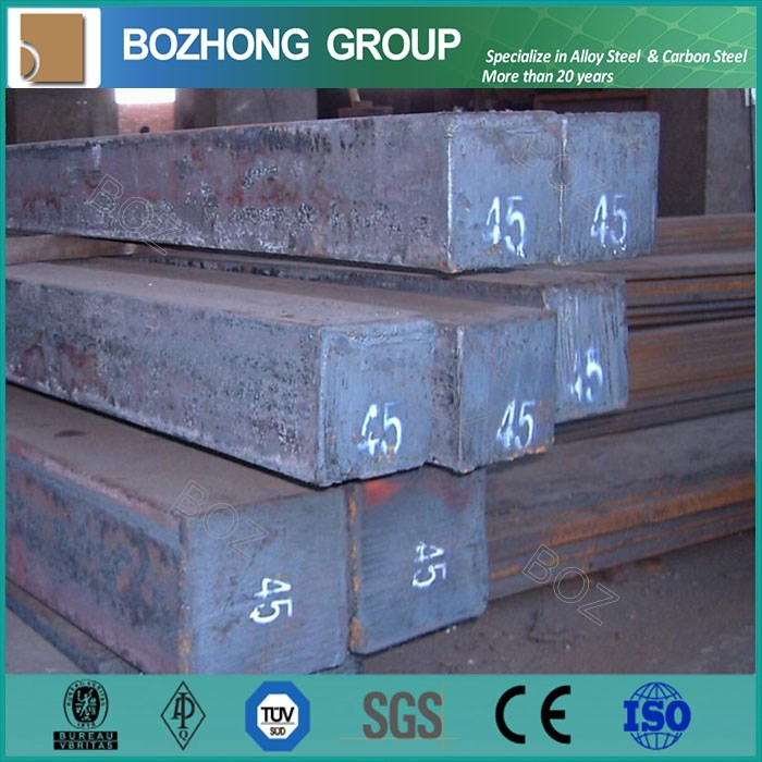 EN 1.0503 Non-Alloy Medium Price Standard Square Bar