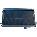 High Performance Car Aluminum Radiator for MIATA 90-97 MANUAL Speedmaster