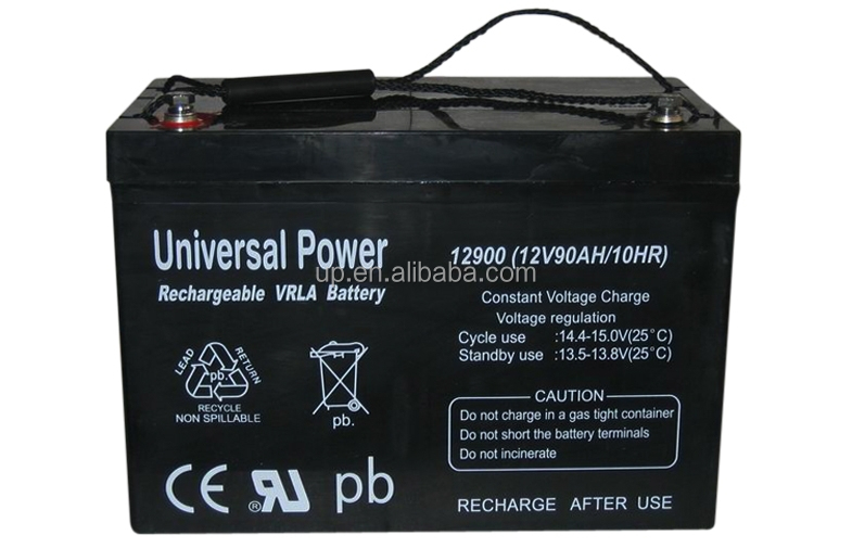 new arrival model acid battery 12v90ah for battery recondition equipment