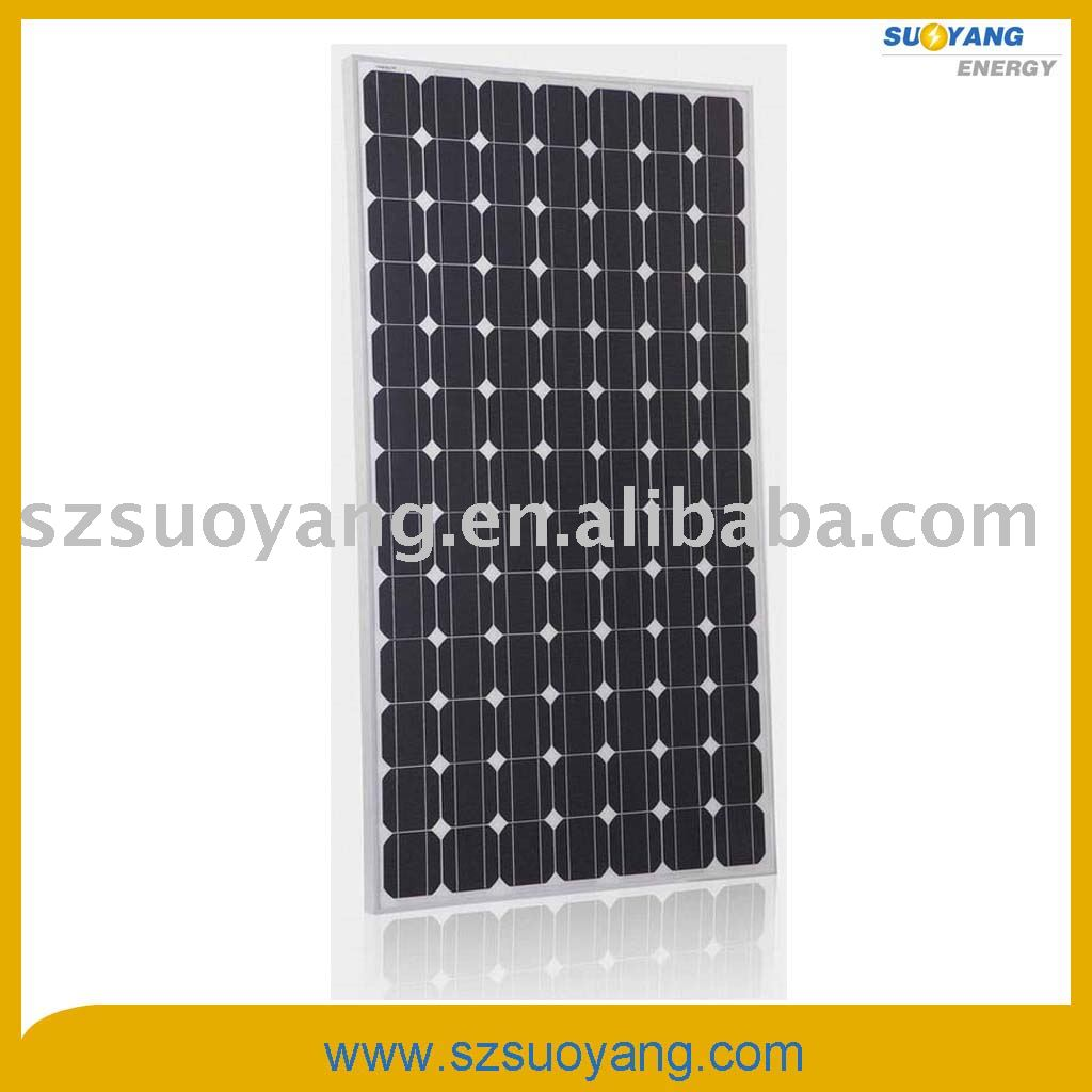 Mono Crystalline Silicon Solar Modules 230WP