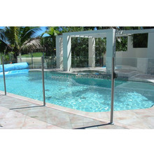 professional factory made cheap tempered glass pool fence panels