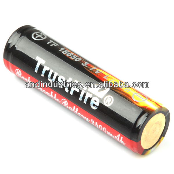 "Probably the best deal for a TrustFire TF18650 3.7V ""3000mAh"" Protected Rechargeable Li-ion Batteries"