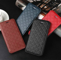 New Arrival Flip Leather Case For Samsung S6 Case High quality Luxury Mobile Phone Cover