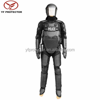 anti riot police equipments/law enforcement military supplies riot suit