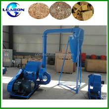 Hot selling Rice Husk Straw Wood piece Tree Branch Wood scrap Hammer Mill Supplier