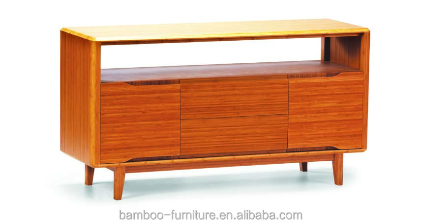 Modern Living room Side board & Cabinet New design occasional table Simple Bamboo Furniture