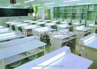 Modern microbiology laboratory equipment, medical lab test equipment, school furniture lab furniture