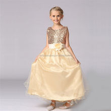 Cheap China Wholesale Children's Boutique Girl Clothing Baby Girl Dresses Girls of 7 Years Old