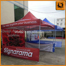 Shanghai manufacturer aluminium frame advertising tent