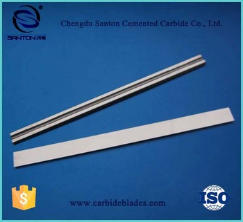 China high quality tungsten carbide woodworking planer blades