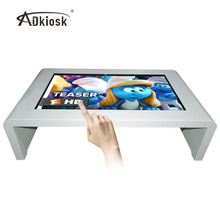 interactive game touch screen table
