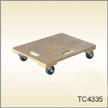 plywood wooden moving dolly/ mover's dolly TC4336