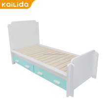 Reliable and Cheap powder coating lovely children bedroom set latest kids bunk bed funny car for suitcase spare parts