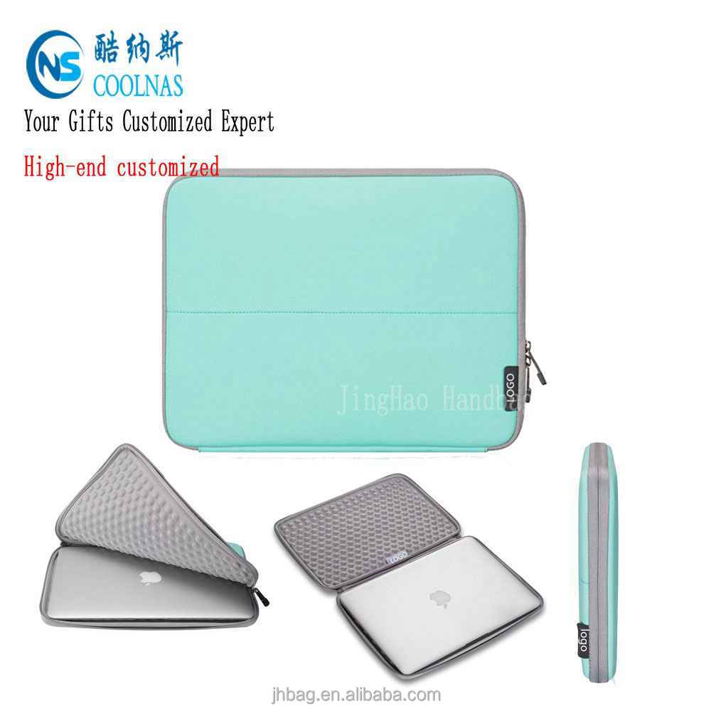 Promotional Customized Neoprene Laptop Sleeves for MacBook Air