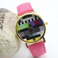 Artistic Designing Best price Hot Selling Wholesale Unisex Beautiful Fashion Leather Watch