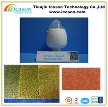 Coarsed sand texture agent for powder coating, high temperature powder coating paint