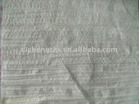 hot sales 100% cotton voile/lawn embroidered crinkle fashion fabric