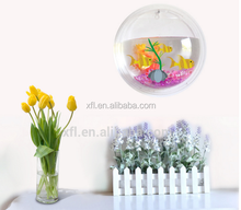 High grade factory wholesale clear cylinder acrylic aquarium