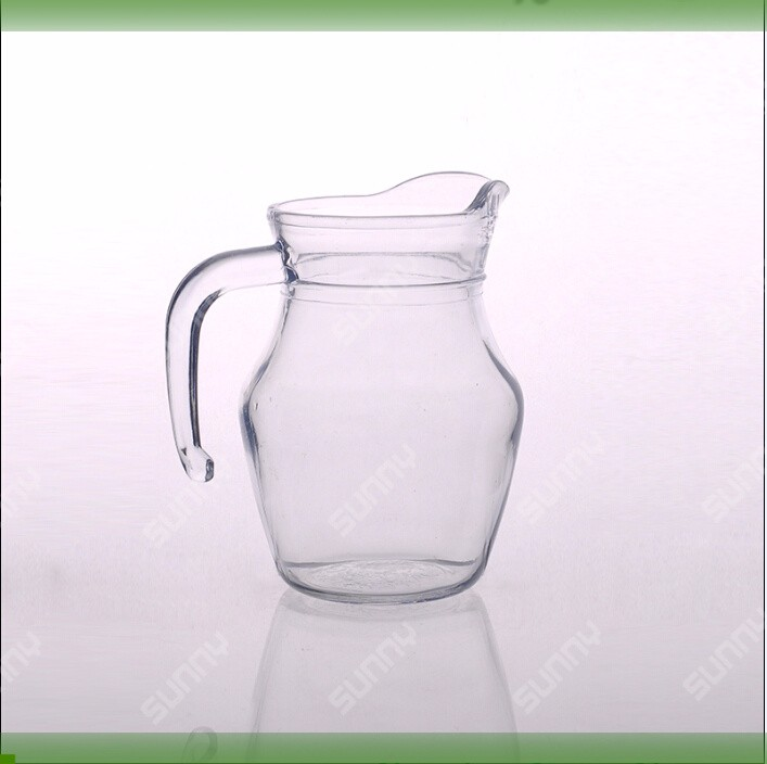 Crystal whiskey coffee canister glass decanter wholesale juice jug