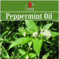 Top supplier offer Natural Peppermint essential oil