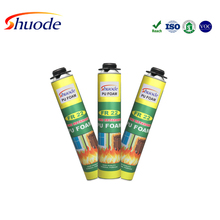 B2 Flame retardant construction adhesive foam sealant