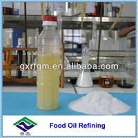 edible oil refining used bleaching earth