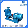 ZW self priming waste water sewage pumps