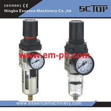 FRL air filter regulator Lubricator(SL series) Air Filter Regulator Lubricator/ F.R.L Combination / Pneumatic Air source treatme