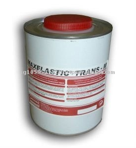 MAXELASTIC TRANS-M - provide transparent Elastic Waterproof,excellent Adhesion, protect cement concrete, Coating