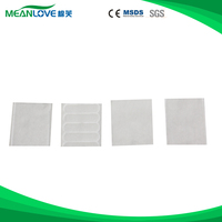 new style Sterile high absorbent 100 cotton pads