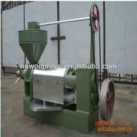 400KG/H High Output Rate And Pure Oil Mustard Oil Machine