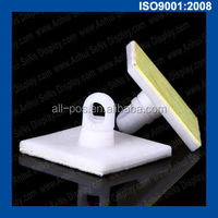 plastic ceiling hook with adhesive tape
