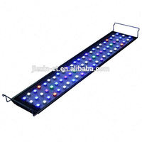 New Malibu S400 programmable 72 inch cheap led aquarium light with controller