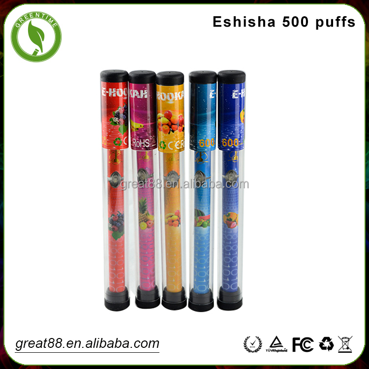 factory supply 500puffs magic time electric hookah