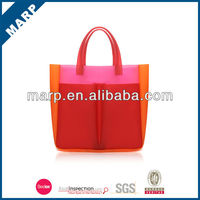 2013 colorful and fashion waterproof beach bag
