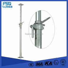 Bottom Price Manufacturing Shuttering Jack Adjustable Shoring Pole